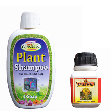 Milikil + Plant Shampoo