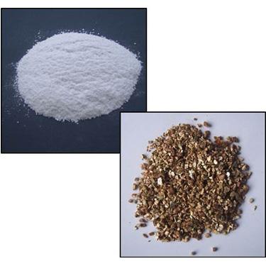 Perlite +  Vermiculite