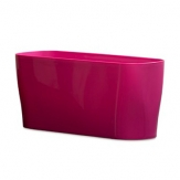 Plastic Rectangular Planters - Coloured