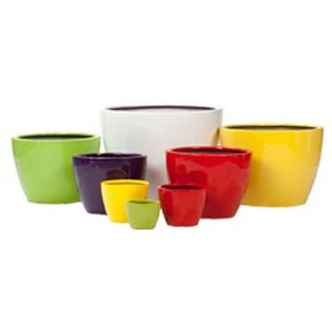 Fibreglass Planters - Ceira