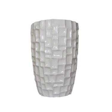 Fibreglass Planters - Crystal