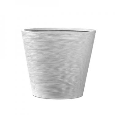 Fibreglass planters - Ringstone Round