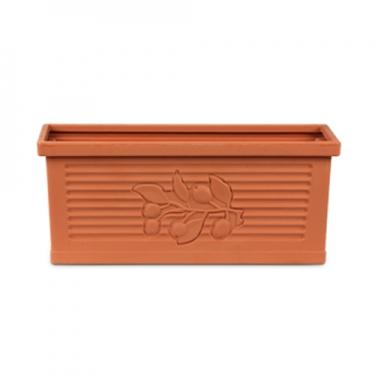 Plastic Rectangular Pots - Type 6