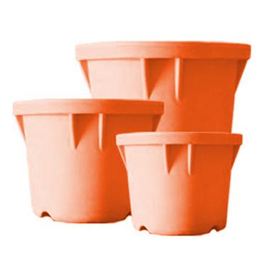 Plastic Round Pots - Type 6