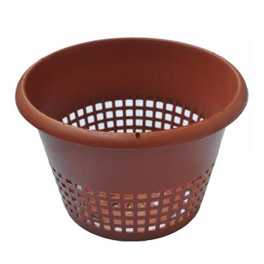 Plastic Pots - Orchid Pot