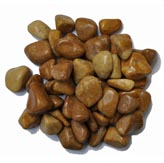 Camel Pebbles - Polished